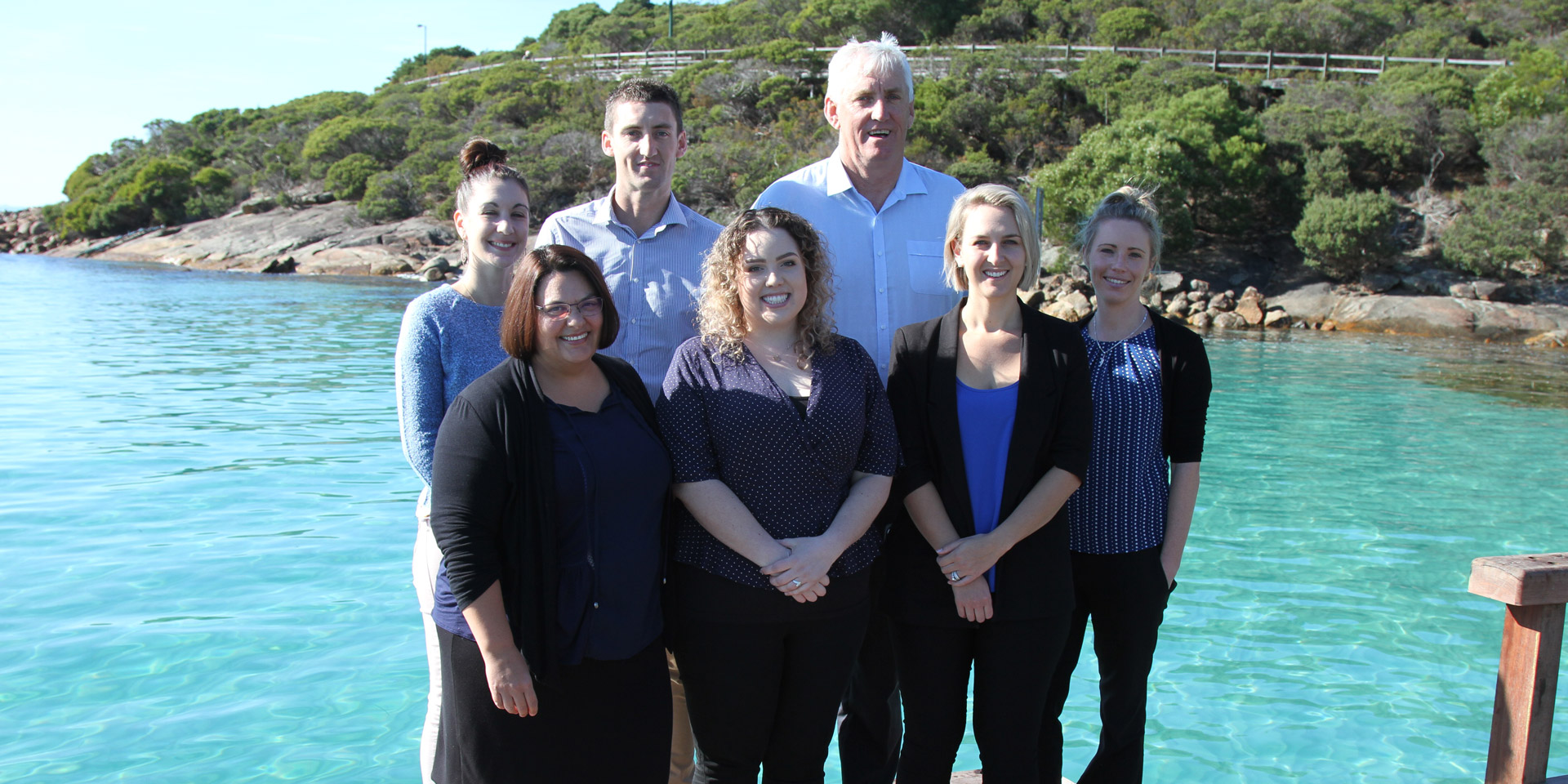 Albany District Insurance Brokers team gallery photo.